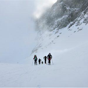 skitourowy kurs tatry