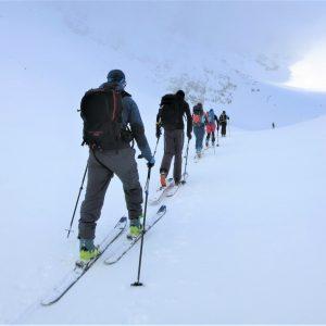 skitoury w tatrach kursy