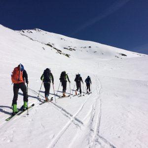 szkolenie skitour zakopane