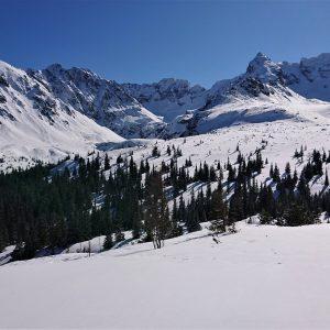 wycieczki skitourowe zakopane