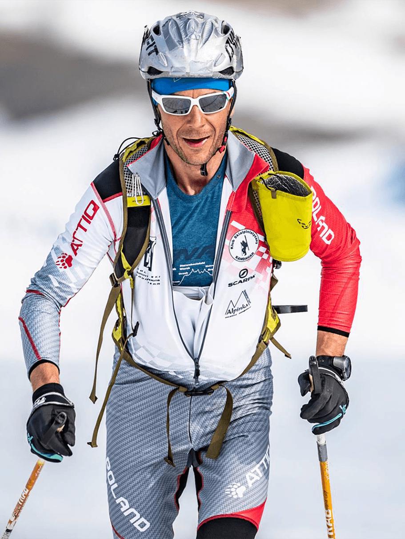 jacek żebracki skitoury w tatrach