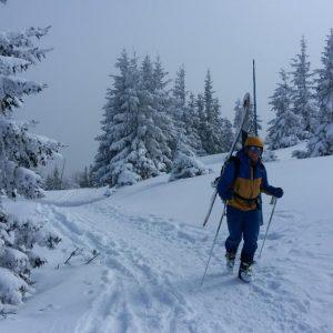 freeride skitour