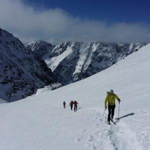 nauka skitour