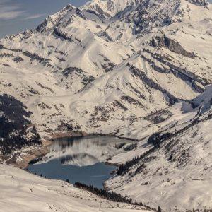 skitour góry na nartach