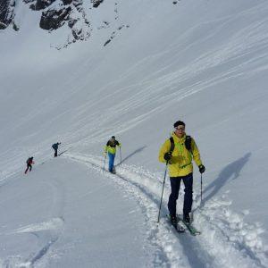 skitoury w tatrach