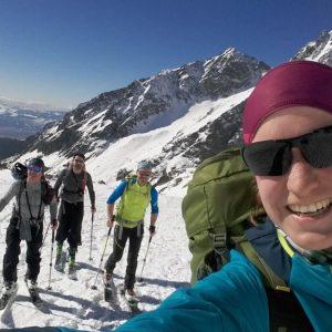 wycieczka skitourowa tatry