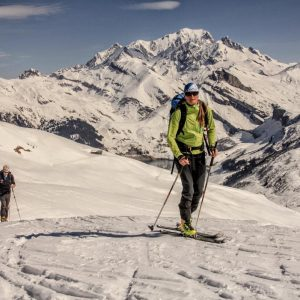 wyprawa narciarska